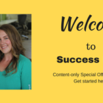Welcome to Success by Rx (Special Offer Members)