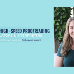 {Masterclass Replay} High-Speed Proofreading